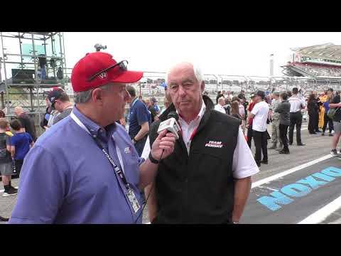Q&A with Team Owner Roger Penske at COTA
