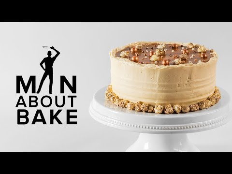 JJR's Homemade Caramel Buttercream Recipe | Man About BAKE