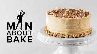 JJR's Homemade Caramel Buttercream Recipe | Man About BAKE
