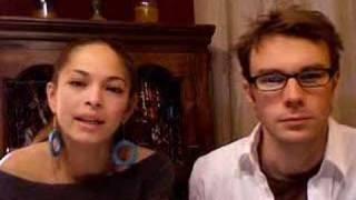 Кристин Кройк, Kristin Kreuk e Mark Hildreth produção documentário