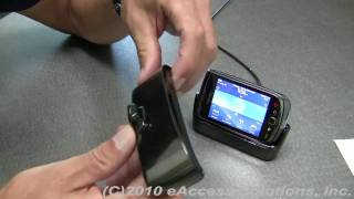 BlackBerry Torch 9800 Sync Charge Pod VIdeo Overview