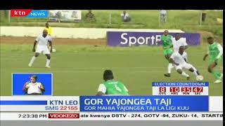 Klabu ya Gor Mahia wahitaji alama moja kushinda taji la ligi kuu nchini KPL