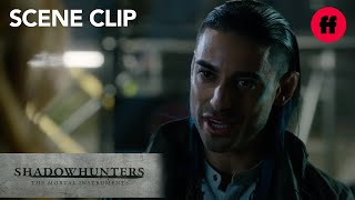 Shadowhunters | Season 1, Episode 9: Clary Gets a Tempting Offer | Freeform