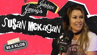Susan McKagan With Duff McKagan In Studio With Jonesy