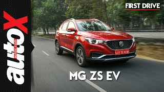 MG ZS EV First Drive