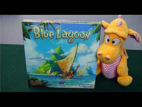 Blue Lagoon - Unboxing