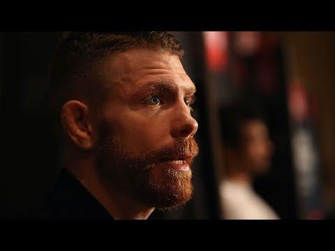 La conférence de presse après combat de l'UFC on ESPN+ 26