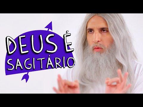 DEUS É SAGITÁRIO