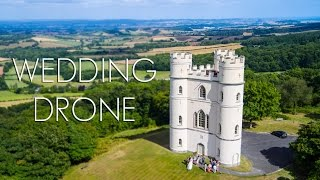 Have a Drone at your wedding!