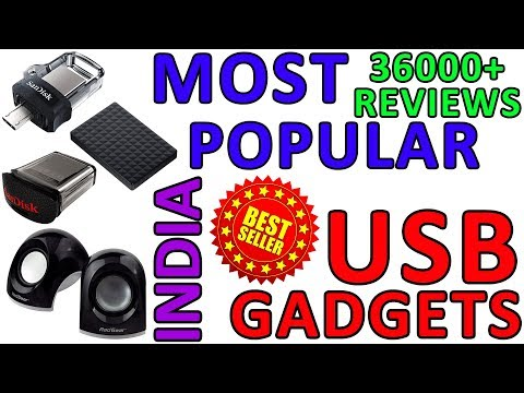 BEST SELLING USB GADGETS | INDIA | 36000+ REVIEWS