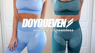 DOYOUEVEN NEW IMPACT SEAMLESS REVIEW!
