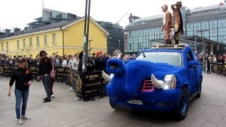 preview picture of video 'Gumball 3000 Helsinki'