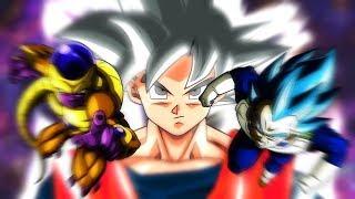 【MAD】Dragon Ball Super 「ending nº12」|Fan made|