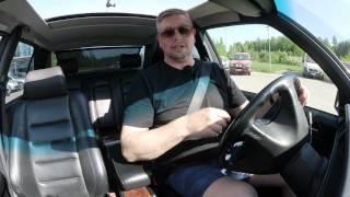 Kaara.tv - Tori.fi:n käytetyn koeajo - klassikkotykki Mercedes-Benz 500E