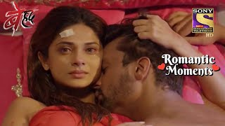 Arjun Comforts Maya |  Beyhadh | Romantic Moments