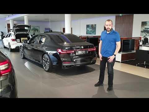 BMW 740Ld xDrive 250 kW