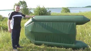 У лодок jet есть надувной киль