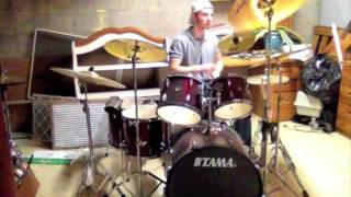 311 - Don't Dwell (Drum Cover)