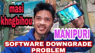 How to downgrade android versions || Software downgrade android || Software downgrade tounaba pambei