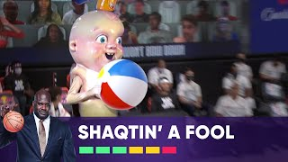 Cue The Music, Kenny! | Shaqtin' A Fool Episode 21