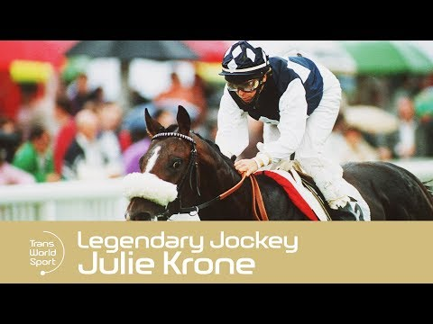 Jockey Julie Krone on Sexism and Overcoming PTSD | Trans World Sport