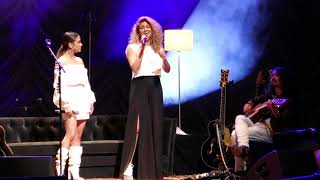 """Tori Kelly and Ally Brooke """"Shallow"""" Cover Orpheum Theater"""