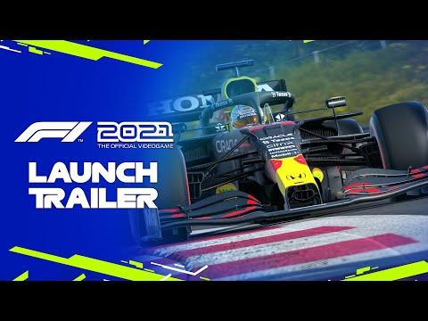 Launch Trailer de F1 2021