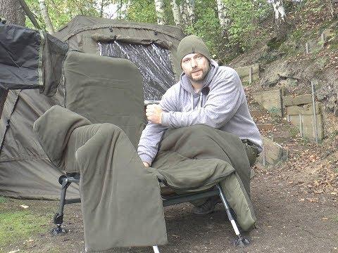 Anaconda Nighthawk Chair Karpfenstuhl
