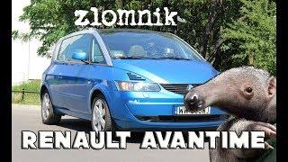 Złomnik: Renault Avantime, czyli spacer z mrówkojadem [napisy]