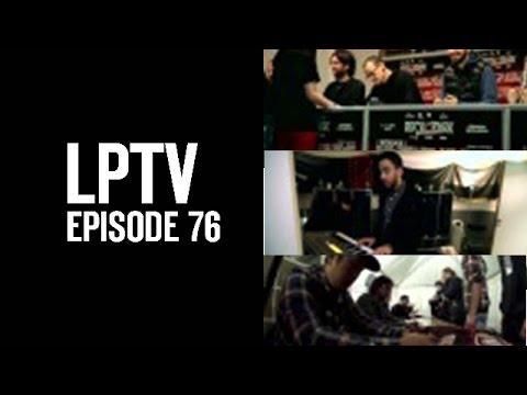Living Things Sonos Studio Listening Party | LPTV #76 | Linkin Park