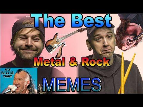 Best Metal/Rock Memes of 2019!!! (...so far)