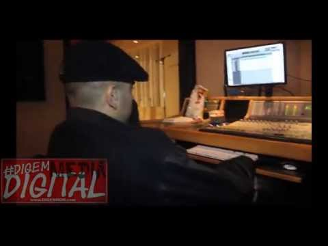 Method Man Hanz On Studio Session Meth Lab/Crystal Meth