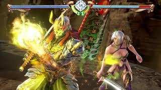Soulcalibur 6 - Ivy Vs Yoshimitsu (Soulcalibur VI 2018) PS4 Pro