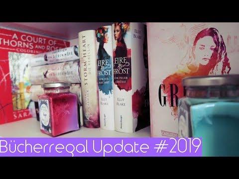 Bücherregal Update #2019