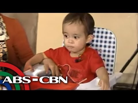 Rated K:  2-year-old can read 'abolish pork barrel'