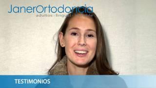 Testimonio vídeo Ortodoncia Lingual 5