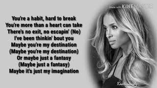 Ciara   Thinking Bout You (Lyrics)