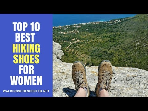 Top 10 Best Hiking Shoes For Women 2017 – 2018 Reviews