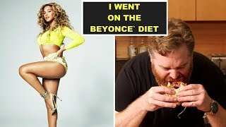 I went on Beyonces' 22-Day Diet and lost 15 pounds | RESPONSE MUKBANG