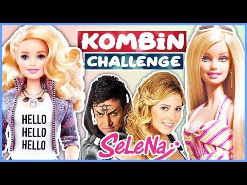 Barbie Kombin Challenge Selena Karakterlerinden Ne Çıkarsa Kombin Dila Kent