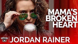 Jordan Rainer - Mama's Broken Heart (Acoustic Cover) // Country Rebel HQ Session