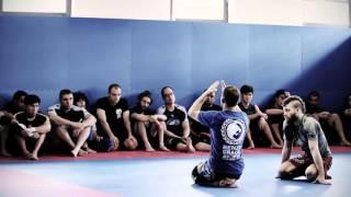 Brazilian Jiu Jitsu - Demo