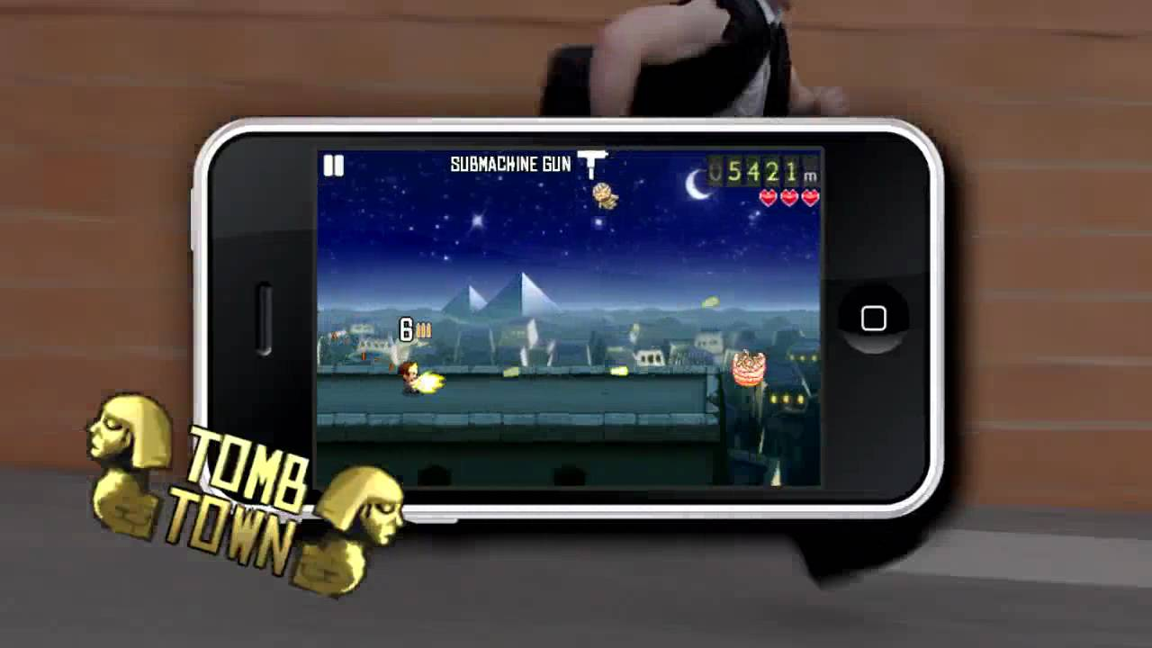The Best iPhone Game Trailer You'll See All Day