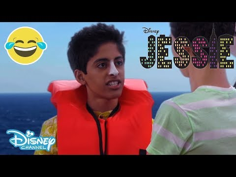 Jessie - Rossed At Sea - Let The Voyage Begin! - Official Disney Channel UK HD