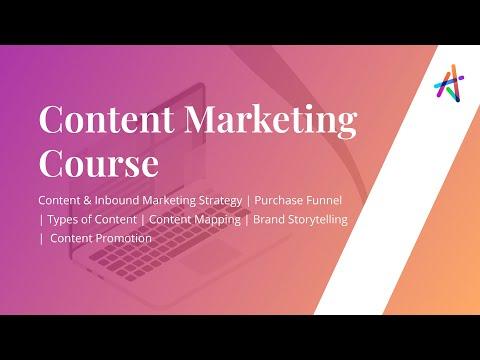 FREE Content Marketing Tutorial   Content Marketing Training
