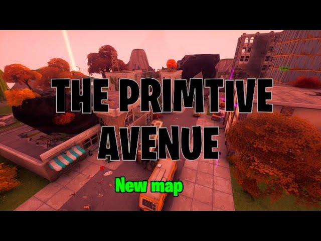 Primitive Avenue