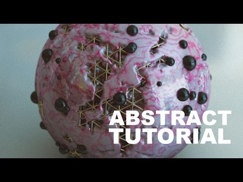 Cinema4D – ABSTRACT TUTORIAL (@PATRICK_4D)