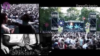 Basement Jaxx - Flylife Xtra [played by Dyed Soundorom & Boris Werner]