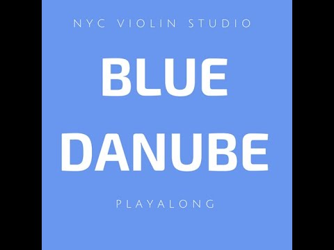 Blue Danube PlayAlong