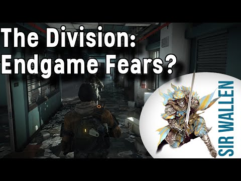, title : 'The Division: Endgame Fears?'